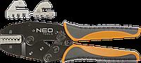 Кліщі для обтиску втулкових наконечників 0.5-16 мм2 (22-6 AWG) 01-506 Neo, фото 1