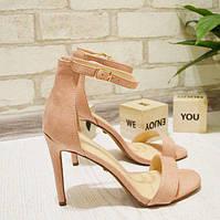 Босоножки на высоком каблуке, фото 1