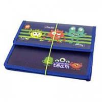 Папка для зошитів на гумці YES 491230 В5 пластик. Монстрики