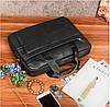 Мужская сумка через плечо Westal A4, фото 9