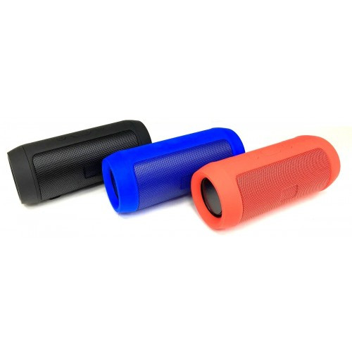 Колонка мобильная SPS UBL E2 mini 4007 mini Bluetooth с USB и MicroSD Black