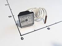 Термометр 0-120°С (45мм Х 45мм) капиллярный
