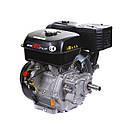 Двигатель бензиновый  WEIMA WM190F-L (R) NEW (ВАЛ ПОД ШПОНКУ, 25 ММ, 16 Л.С., РЕДУКТОР ), фото 6