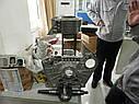Двигатель дизельный WEIMA WM186FB (ВАЛ ПОД ШПОНКУ, СЪЕМНЫЙ ЦИЛИНДР, 9,5 Л.С.), фото 7