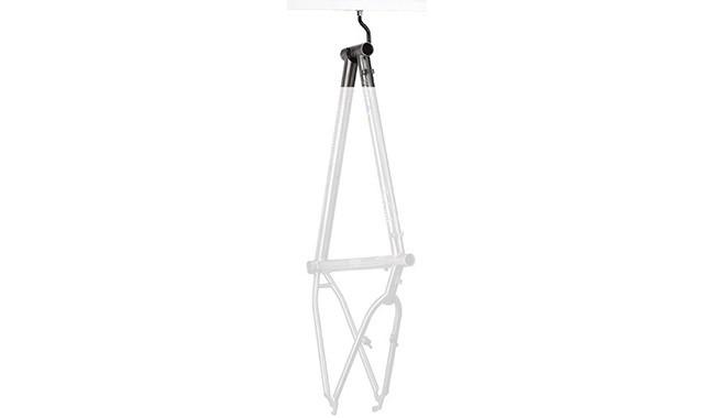 Крюк ICE TOOLZ P673 для хранения велосипеда на цепи 15см