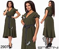 Летнее женское платье с 44 по 62