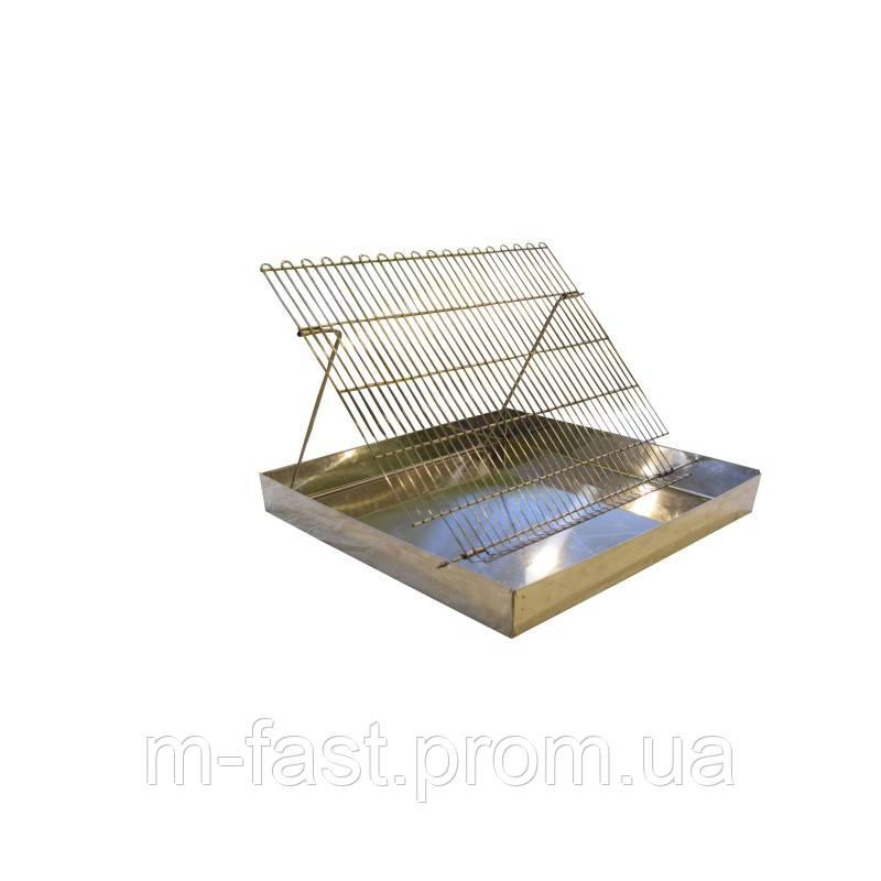 Ванночка для роздрукування рамок (нержавіюча сталь)