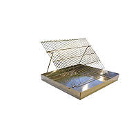 Ванночка для распечатывания рамок (нержавеющая сталь)