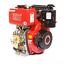 Двигатель дизельный  WEIMA WM178F (ВАЛ ПОД ШПОНКУ) 6.0 Л.С., фото 8