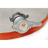 Медогонка 20-рамковий автоматична напівповоротна (ремінний привід), фото 3