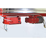Медогонка 16-рамочная автоматическая полуповоротная, фото 5