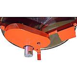 Медогонка 8 - рамкова автоматична полуповоротная (ремінний привід), фото 4