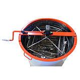 Медогонка 4-рамочная с поворотом кассет, фото 3