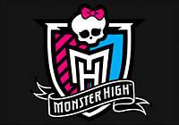 "Магнит сувенирный ""Monster High"" 12"