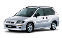 Дефлекторы окон Mitsubishi RVR