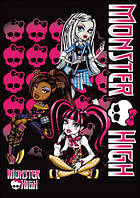 "Магнит сувенирный ""Monster High"" 14"