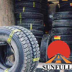 SUN FULL - шини від китайського виробника