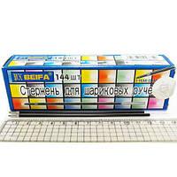 Стержень для шариковой ручки BEIFA AA134 (для 927), 142 мм, синий, 144 штуки/упаковка