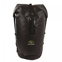 Рюкзак туристический Highlander Troon 70 Black (Waterproof)