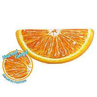 Надувной плотик матрас Intex 58763 «Долька Апельсина», 178 х 85 см