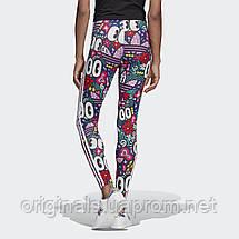 Женские лосины Adidas Originals 3-Stripes DV2671  , фото 2