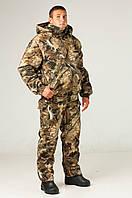 Костюм камуфляжный зимний для охоты и рыбалки Осенний клен