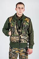 Жилет камуфляжный Светлый Клен для охоты, фото 1