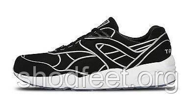 Мужские кроссовки Puma x Icny Trinomic R698 Pack Black