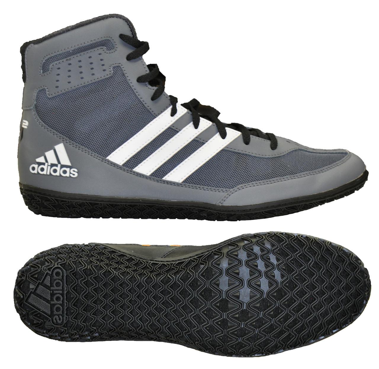 Борцовки обувь для борьбы Адидас Mat Wizard AQ5647
