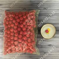 ОСЕНЬ Шары для Пейнтбола 0.68 калибр ящик 2000 шт Пейнтбольные шары (Красная оболочка+желтая краска)