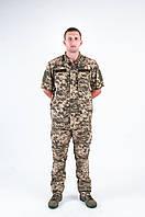 Костюм Камуфляжный ЗСУ пиксель из Рубашечной Ткани, фото 1