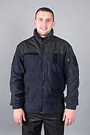 Куртка Флисовая Полиция, фото 1