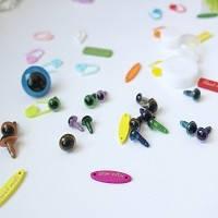 Фурнітура для виготовлення іграшок