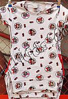 Платье для девочки 4-9 лет LOL (пр. Турция)