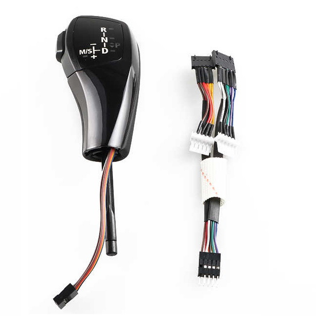 Ручка переключения передач для BMW E46 E60 E61 E63 E64 с led-дисплеем