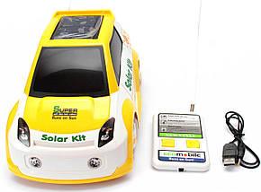 Автомобиль на солнечной батарее Solar Powered EcoMobile с пультом радиоуправления (CSL 2065), фото 3