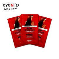 EYENLIP Super Magic Hair Treatment Восстанавливающая маска для волос с гидролизованным кератином, пробник, фото 1