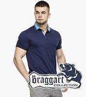 Рубашка поло 6285 т.синий-голубой, фото 1