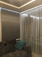 Римская штора в гостиную