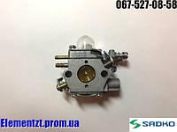 Карбюратор для бензокосы Sadko GTR-2200 PRO, GTR 2800 PRO, GTR 430N ОРИГИНАЛ!