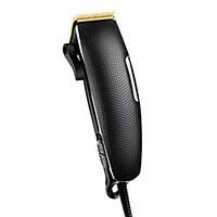 Машинка для стрижки волос Gemei GM 806(лезвия с титановым покрытием)