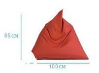 Кресло Пирамида цвет Оливковый, фото 4