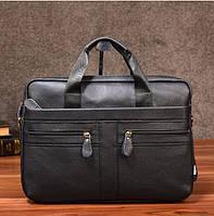 Мужская сумка через плечо Westal Alfa A4