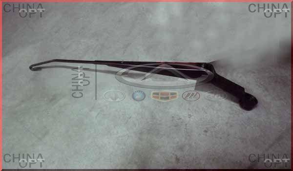 Поводок / рычаг стеклоочистителя левый, Chery Elara [до 2011г, 1.5], A21-5205031, Original parts