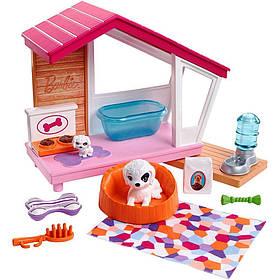 """Barbie Мебель для кукол """" Собачья будка """""""