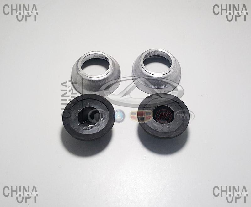 Проставки увеличения клиренса, передние, комплект, Geely LC Cross [GX2], LCFPR, Ukraine Product