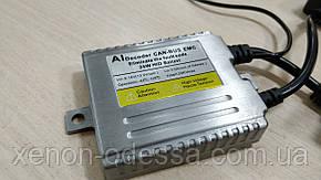 Блок розжига AI CAN-BUS Ultimate Platinum PRO с интеллектуальным декодером / с обманкой, фото 2