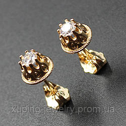 Серьги Xuping Jewerly 18k E416