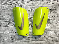 Щитки футбольные Nike Mercurial Lite Guard Yellow, фото 1