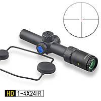 Приціл DISCOVERY OPTICS HD 1-4x24 IR